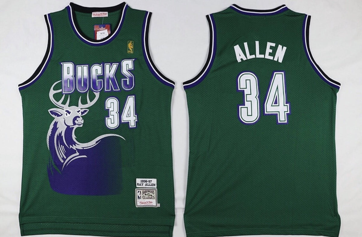 Ray Allen Jersey