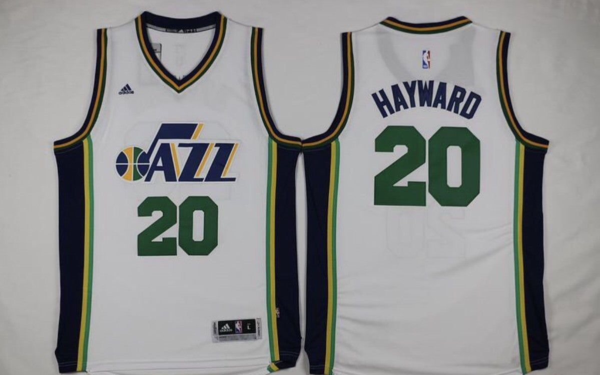 Gordon Hayward Jersey