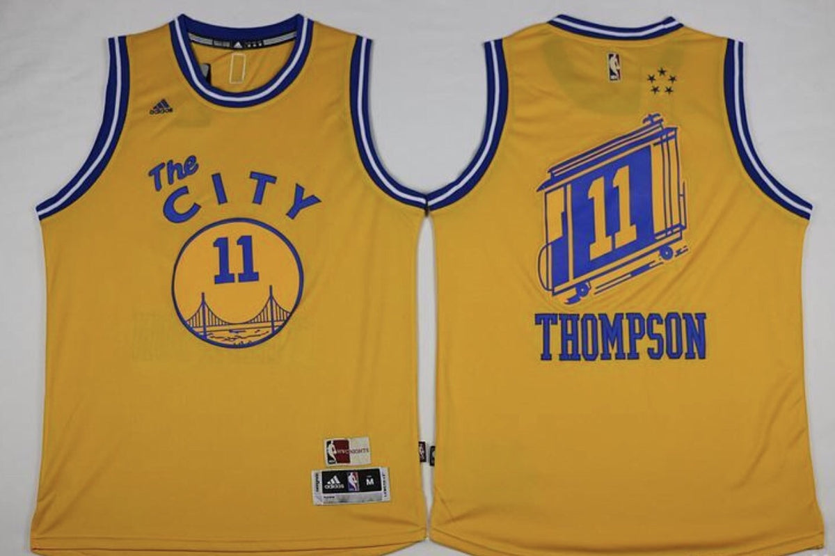 Klay Thompson Jersey