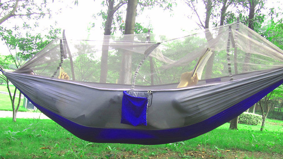 Hammock with Mosquito Net - Inspired Expedition
