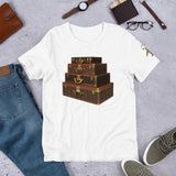Louie Pattern Travelers Unisex T-Shirt