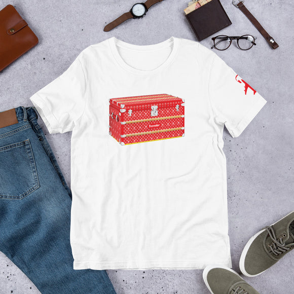 Red Trunk Unisex T-Shirt