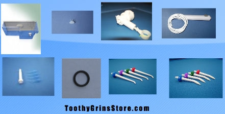 Parts For The HydroFloss
