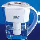 Alkaline Water Pitcher - BPA Free - Filters Fluoride And Arsenic Too