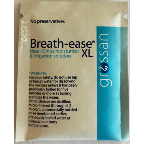 100 Breath-ease XL Packets