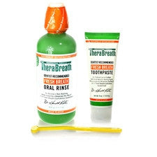 Basic Kit For Fresher Breath - Therabreath