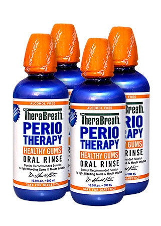 Perio Therapy Rinse 4 Pack
