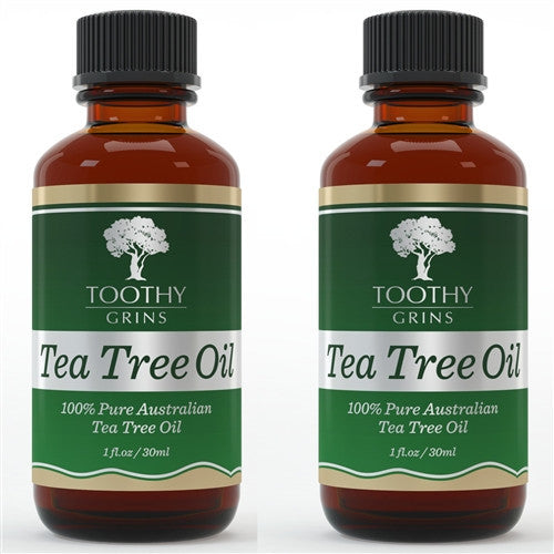 Premium Tea Tree Oil 2 Pack