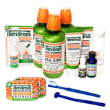 Therabreath Complete Starter Kit for Getting Rid of Bad Breath