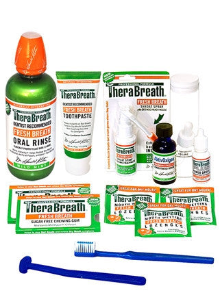 Therabreath Starter Kit