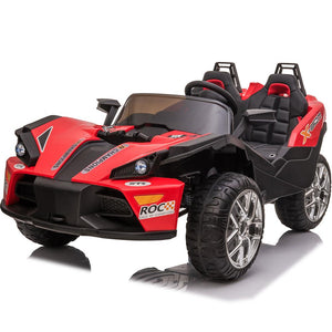 MotoTec Slingshot 12v Kids Car Red(2.4ghz RC)
