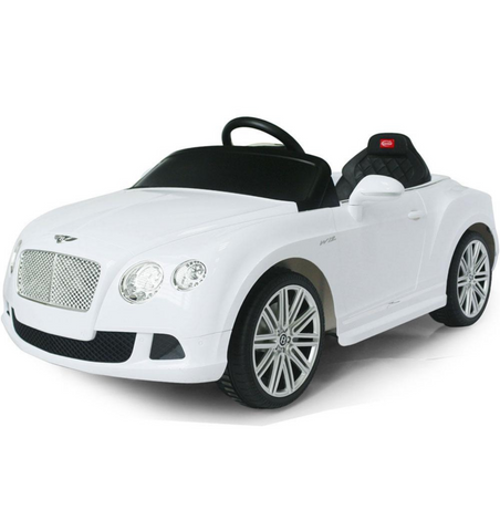 Rastar Bentley GTC 12v White (Remote Controlled