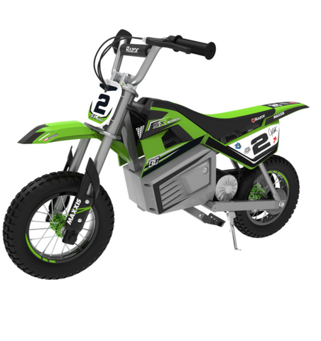 SX350 Dirt Rocket McGrath – Green