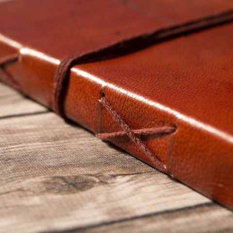 Embossed Branch Journal