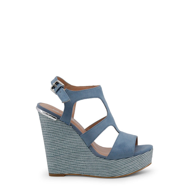 Blu Byblos | Blue Wedges