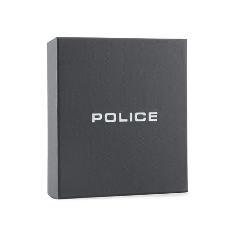 Police | Black Leather Wallet