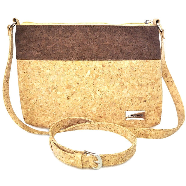 Corature | Cork Crossbody Bag