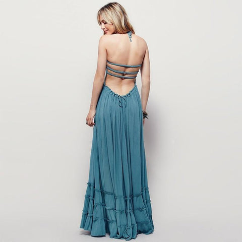 Road Trippin Maxi Dress