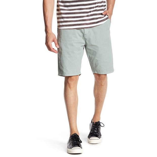 PX Morgan | Green Shade Mens Shorts