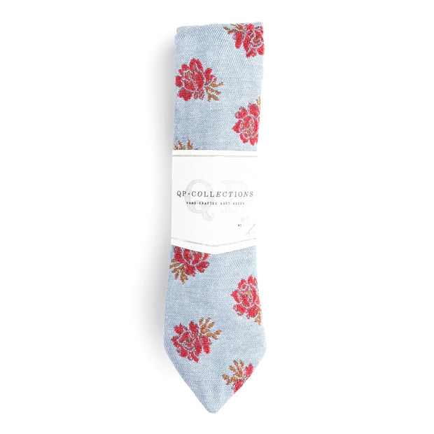QP Collections | The Rough Rose Tie