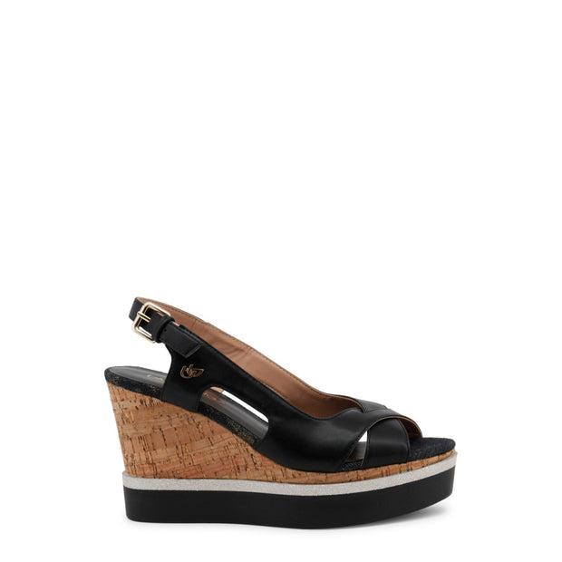 Blu Byblos | Black Wedges