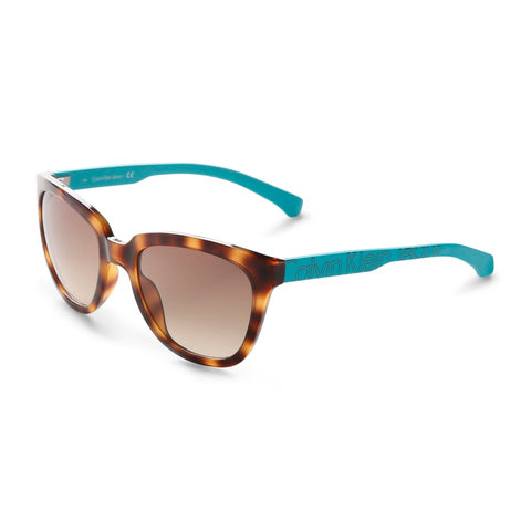 Calvin Klein | Teal Women Sunglasses