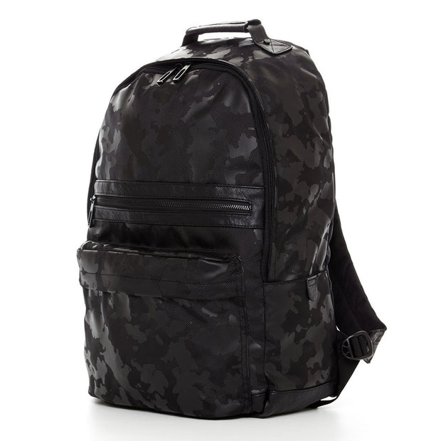 PX Arlo | Black Camouflage Backpack