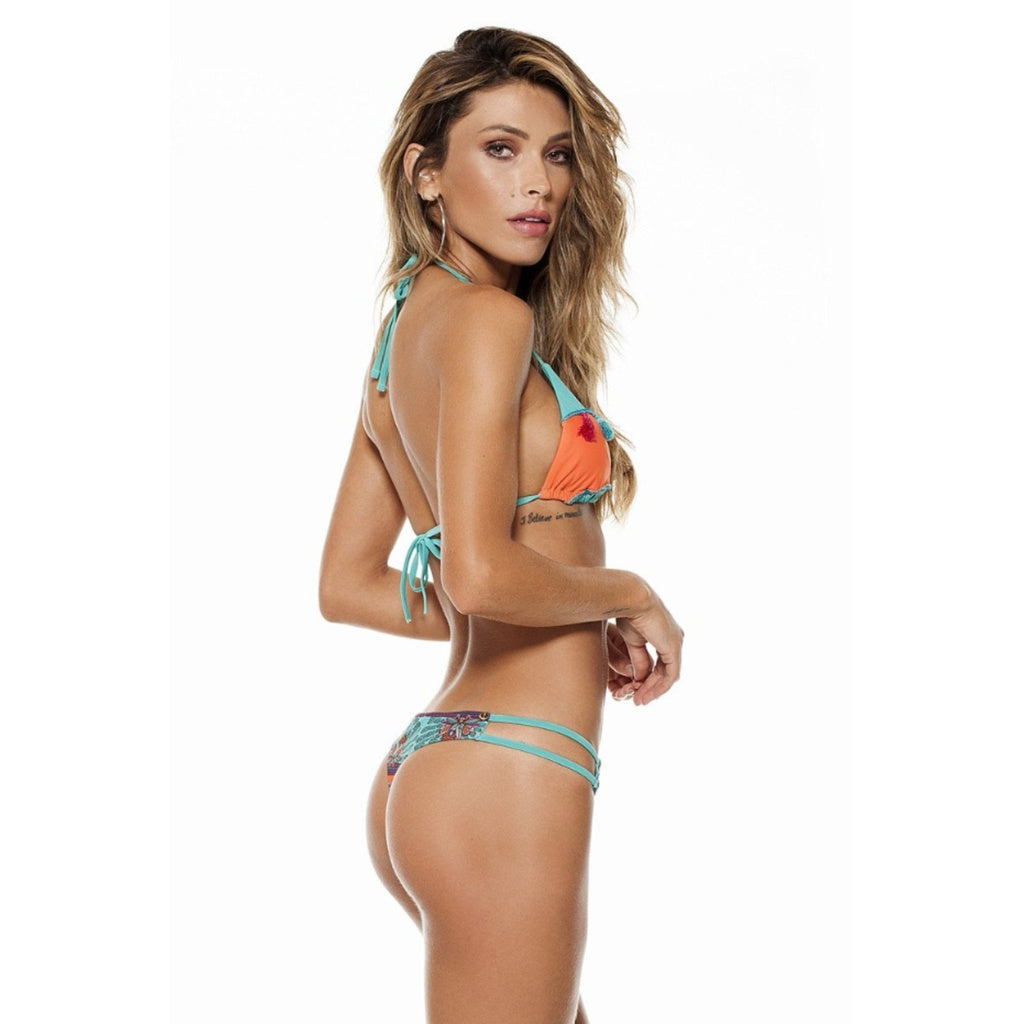 Recycle Bikini Bottoms