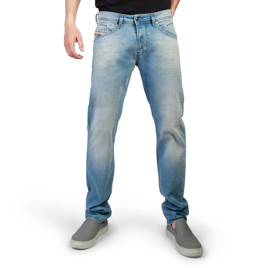 Diesel Belther L34 | Mens Faded Jeans