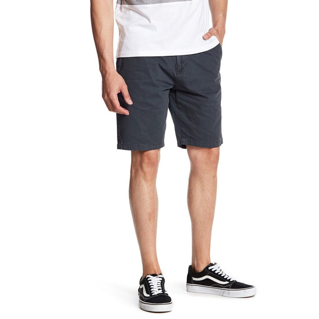 PX Morgan | Charcoal Mens Shorts