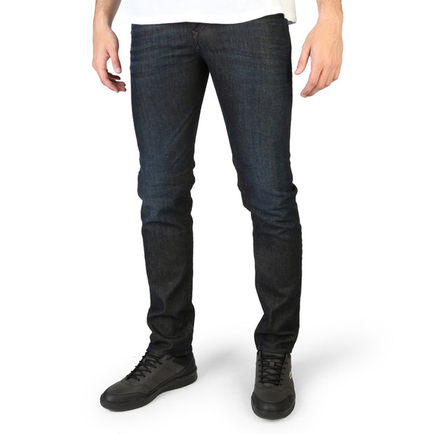 Diesel Buster L32 | Black Mens Regular Jeans
