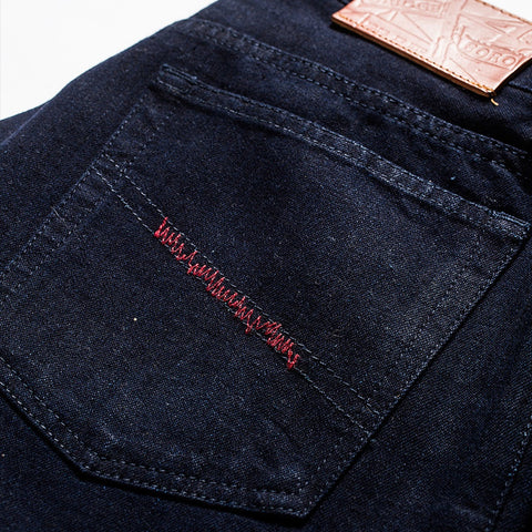 Bridge & Boro | Blue Slim Selvedge Jeans