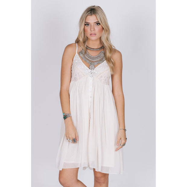 Moon Canyon Mini Dress