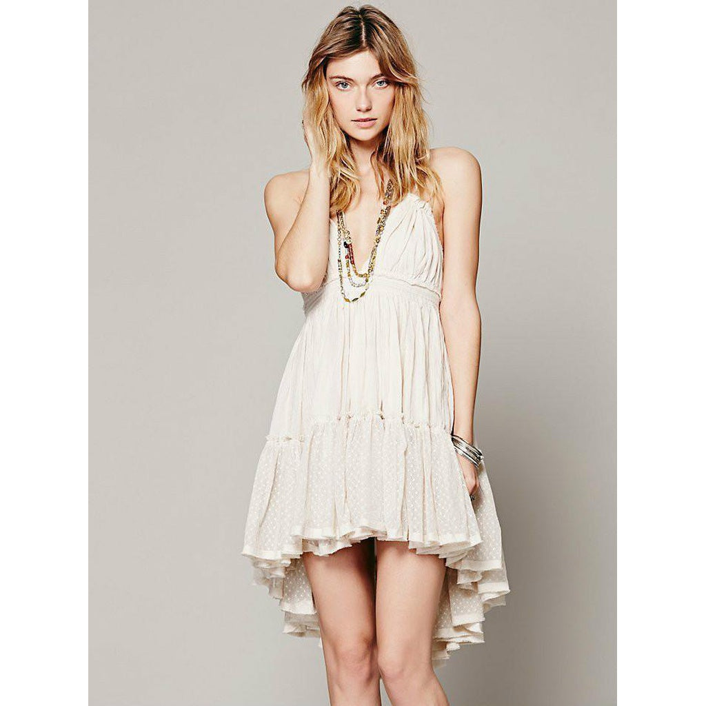 Daydreamer Backless Dress