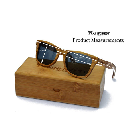 Darmati | Seafarer Graphite Wood Sunglasses
