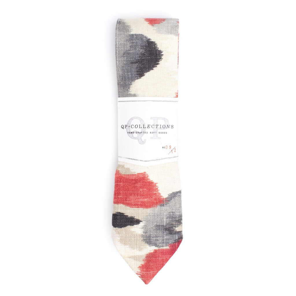 QP Collections | The Ikat Tie
