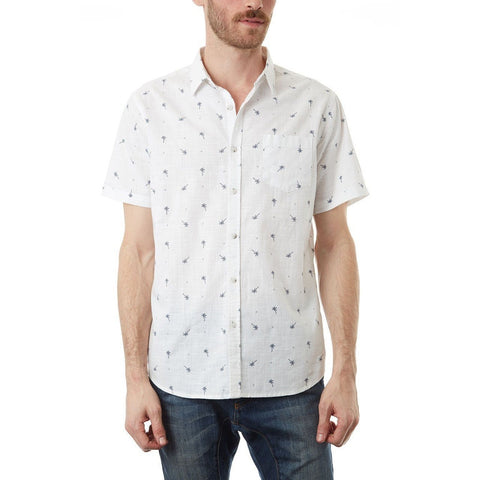 PX Emery | White Casual Shirt