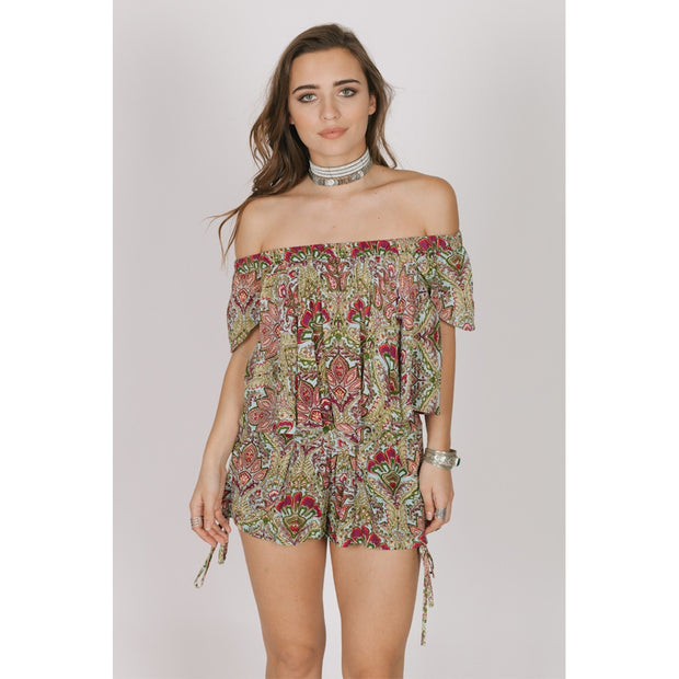 Desert Flower Shorts