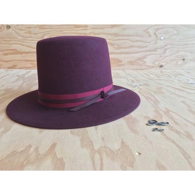 Tundra Women's Burgundy Top Hat