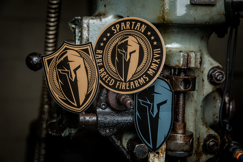 Spartan Sticker Pack