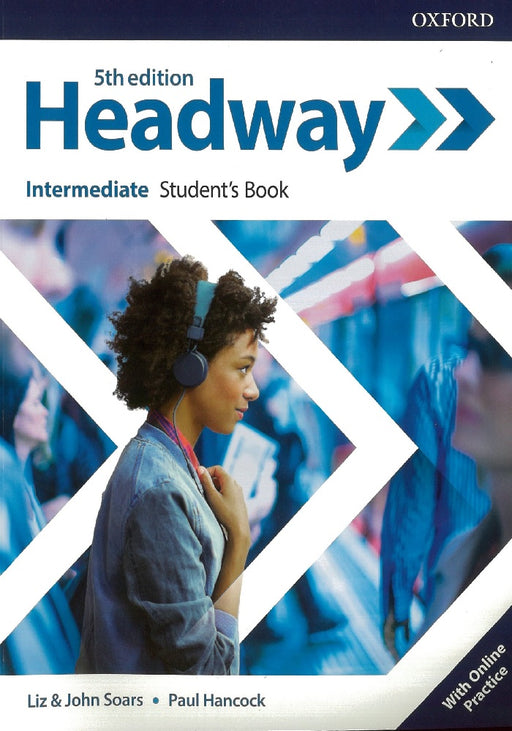 Headway Intermediate Student's Book with Online Practice 5th Edition