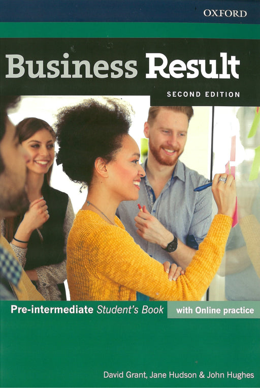 Business Result Pre-intermediate Student's Book with Online Practice (2nd Edition)
