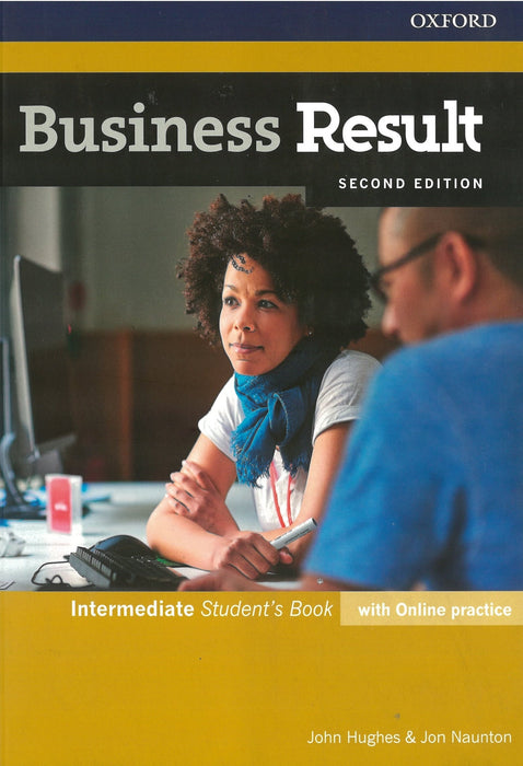 Business Result Intermediate Student's Book with Online Practice (2nd Edition)
