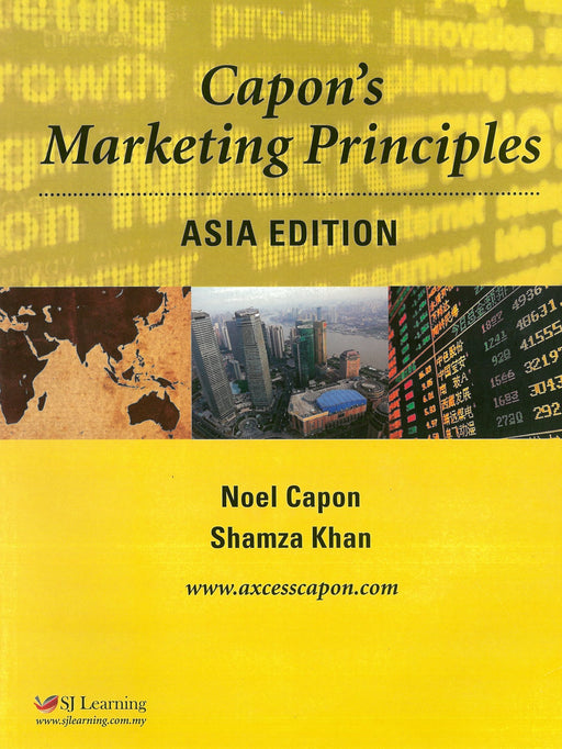 Capon's Marketing Principles : Asia Edition