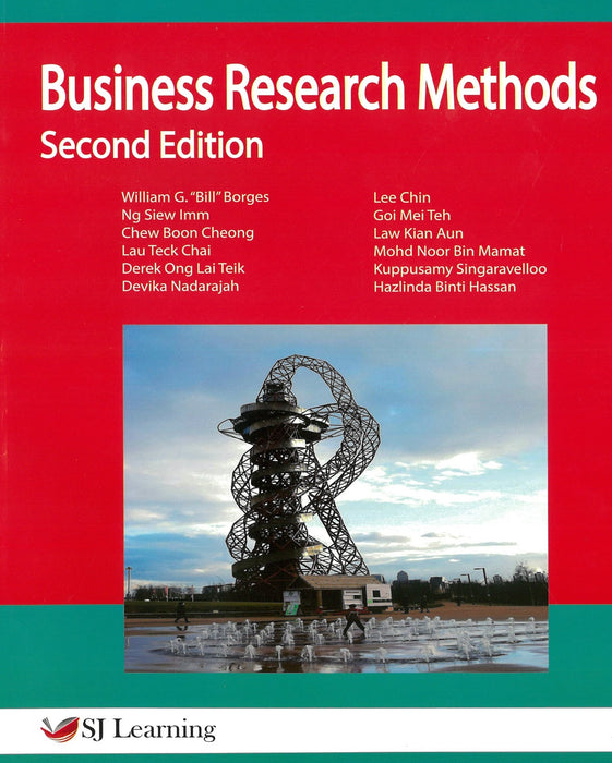 Business Research Methods (2nd edition)