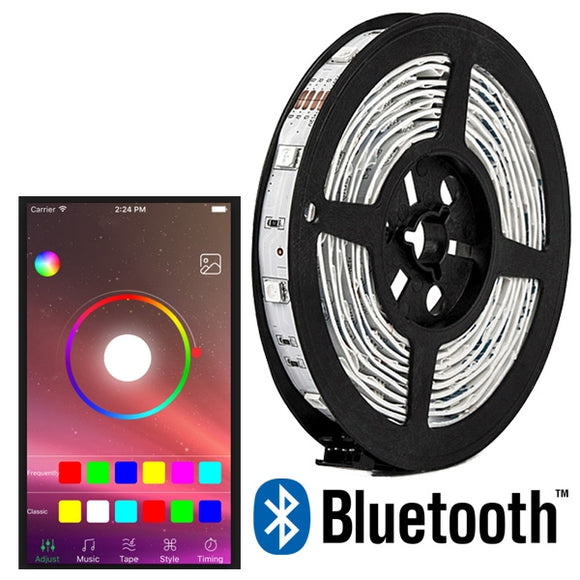 Bluetooth LED strip Lighting 20 ft