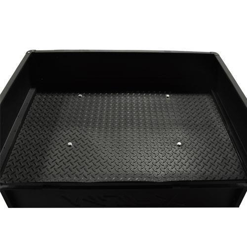 Diamond Plated Cargo Box Mat