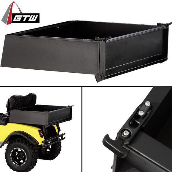 GTW Steel Cargo Box
