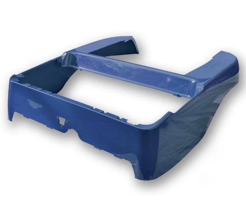 BLUE OEM REAR BODY FOR PRECEDENT