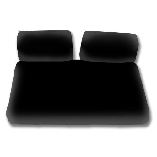 FRONT SEAT COVER G22 BLACK